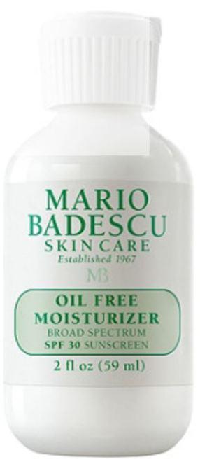 Mario Badescu Oil Free Moisturizer (Photo courtesy of Ulta)